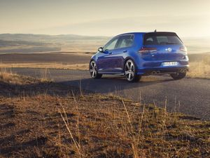 2014 VW Golf Performance versus Golf R road test review